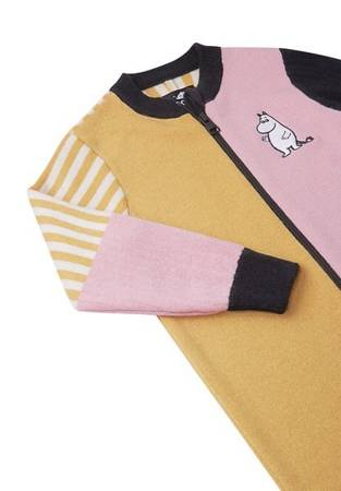Overall, Moomin Delvis Blush pink