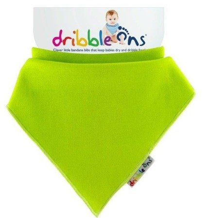Dribble Ons Brights Lime