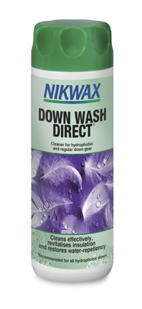 Środek piorący do puchu NIKWAX Down Wash Direct 300ml w butelce